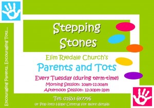 Stepping Stones Logo Landscape NEW