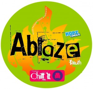 Ablaze Chill It Logo